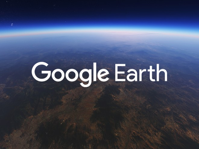 google earth cover