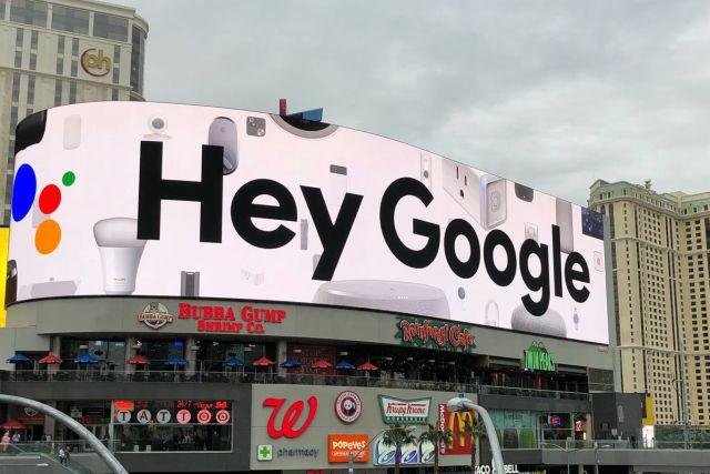 hey google ces