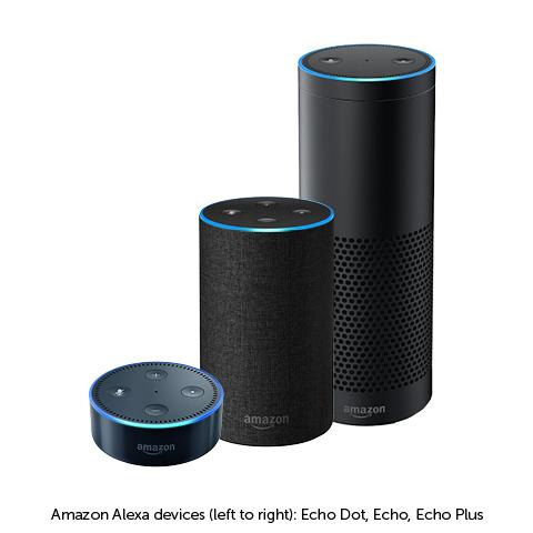 alexa voice activated