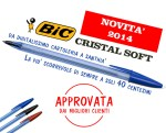 Bic Cristal® Soft - rosso