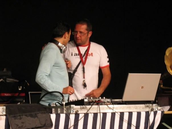 Alex Gomma e Bixio DJ