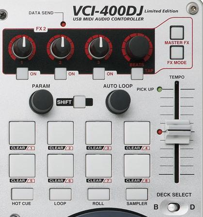 VCI-400DJ_deck