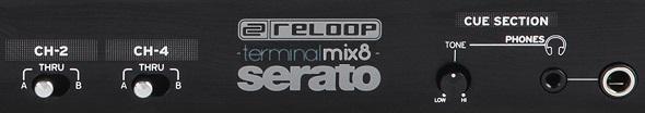 Reloop Terminal Mix 8