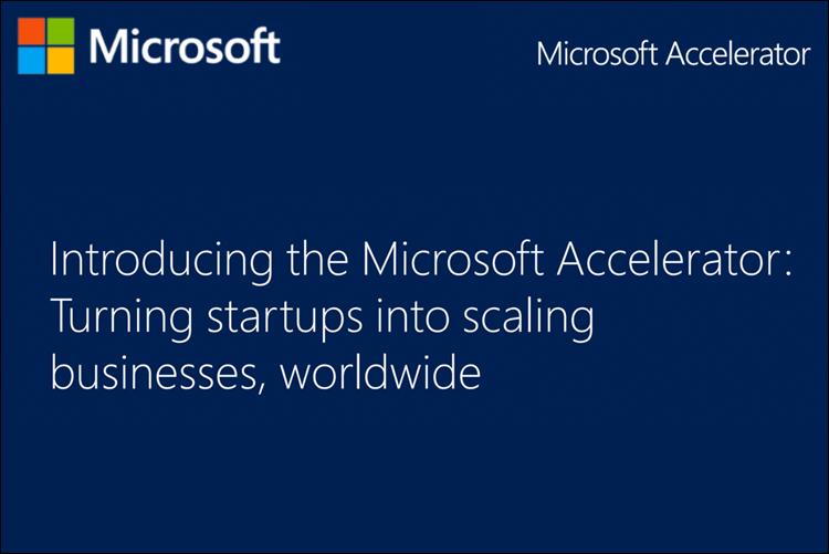 Microsoft Accelerator (Anzeige)