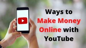 9 Different Ways to Make Money Online with YouTube