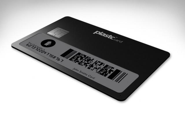 Plastc Card