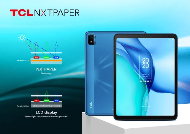 TCL Tablets CES 2021 4