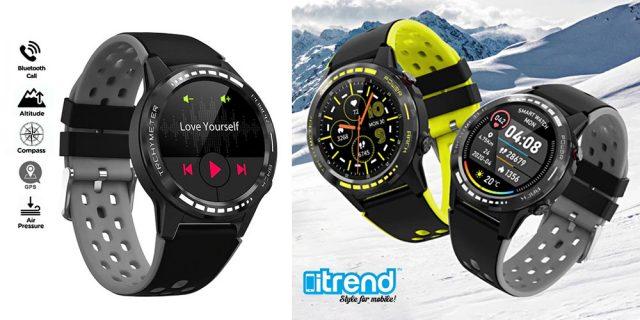 smartwatch active me pyxida ipsometro egxromi othoni itrend gr
