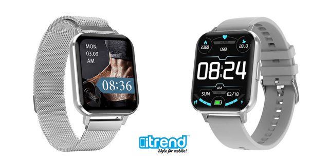 smartwatch me egxromi othoni afis eidopoiseis sta ellinika