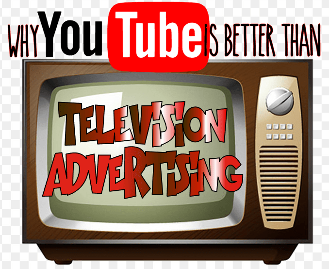 Why YouTube Advertising is Better Than TV Advertising