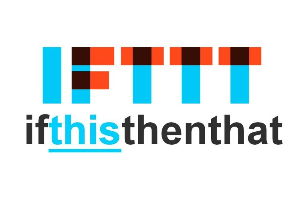 IFTTT Dashboard