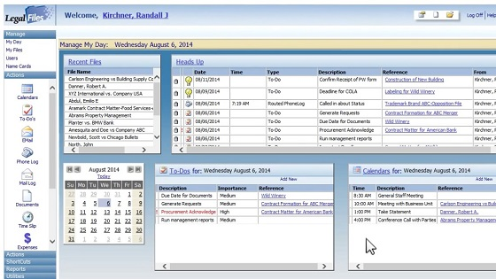 28 Legal Files legal and law firm practice and case management software review