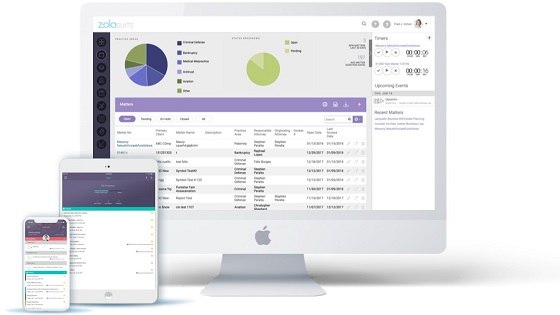 49 Zola Suite legal and law firm practice and case management software review