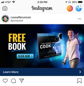 instagram advertising for business