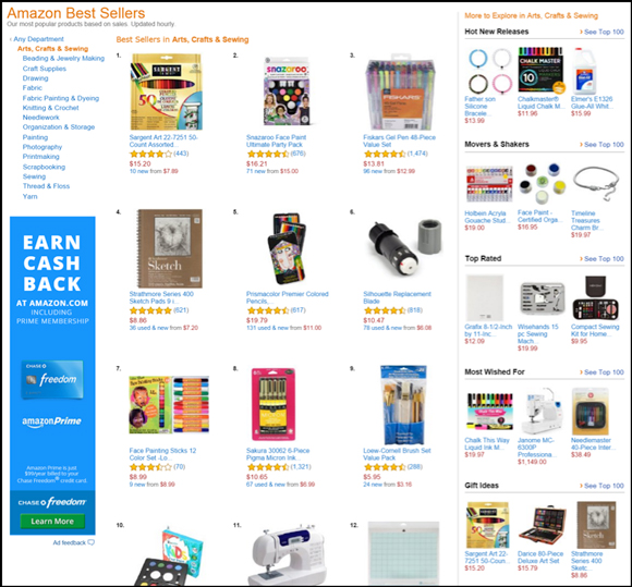 product research for amazon