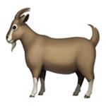 goat emoji