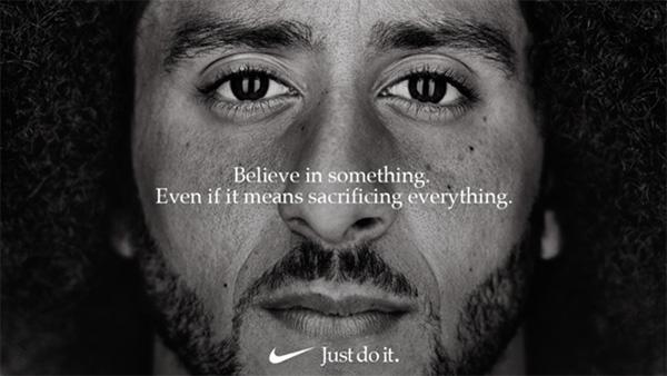 Nike's 2018 Colin Kaepernick campaign