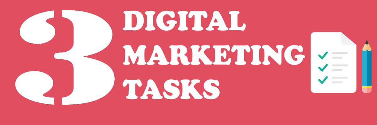Three Digital Marketing Tasks That I'm Improving In Isolation Due To The Pandemic