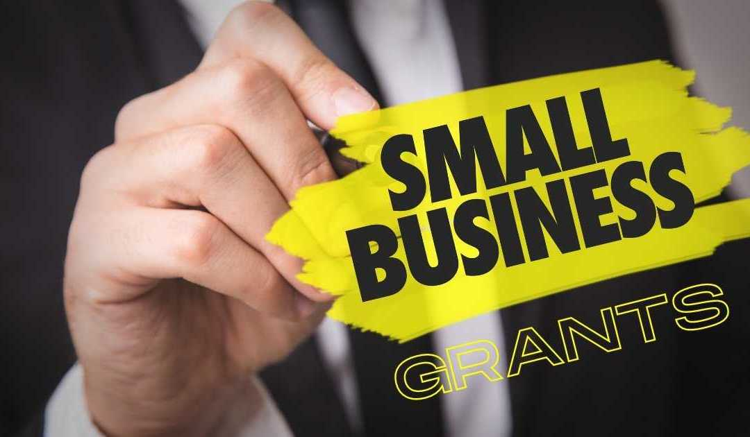New Small Business Grants COMING SOON!