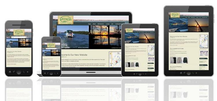 responsive website design pretoria