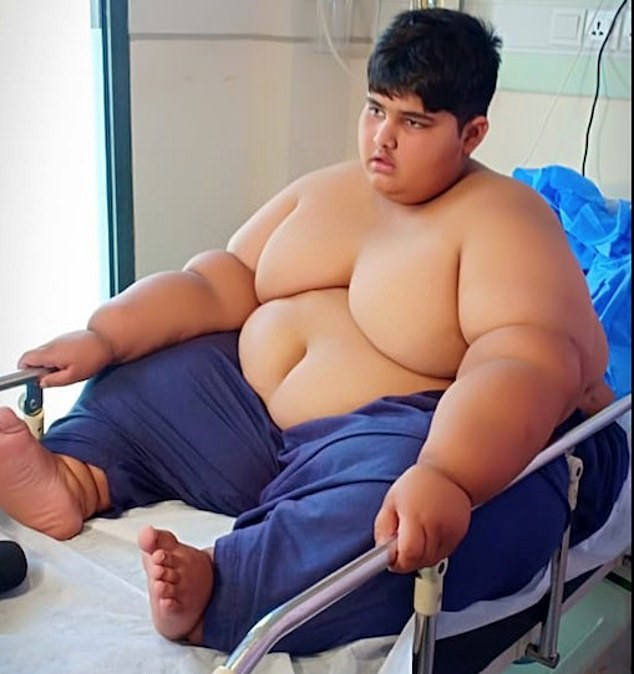 Heaviest Boy