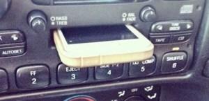 Millennial Interpretation of a Tape Deck
