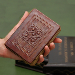 St Cuthbert Gospel Late 7th century binding