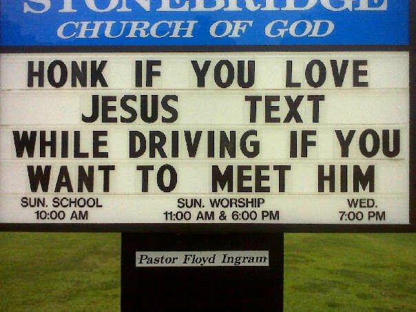 honk-if-you-love-jesus