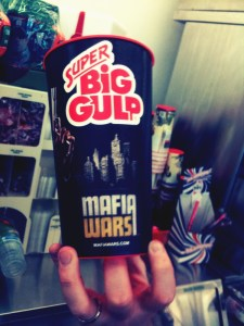 Mafia Wars Super BIG GULP
