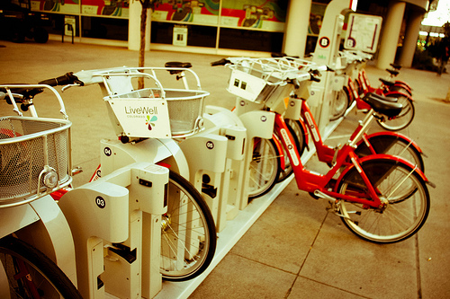 bike rentals in downtown Denver, CO