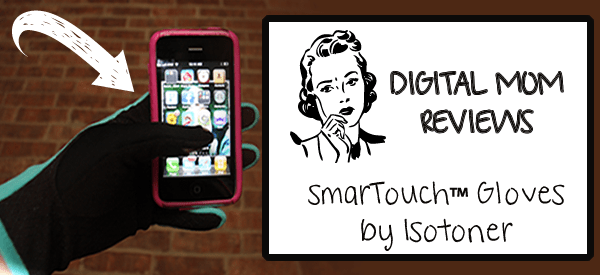 smartouch isotoner gloves