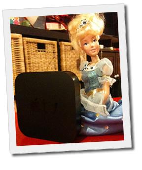 barbie meets apple tv