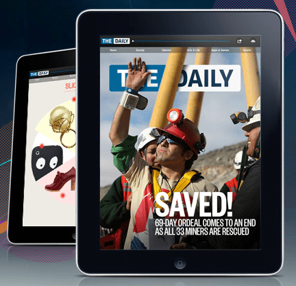 The Daily iPad App Review