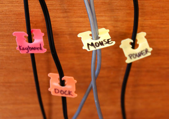 Organize Your Office Wires