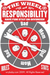 the baby wheel of responsibility