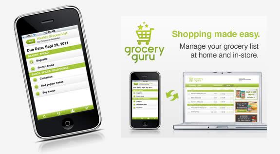 groceryguru app