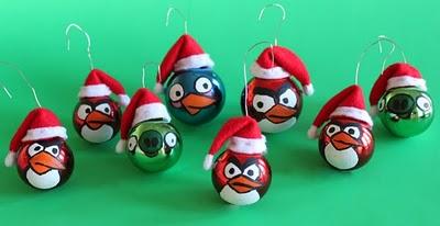 angry birds christmas