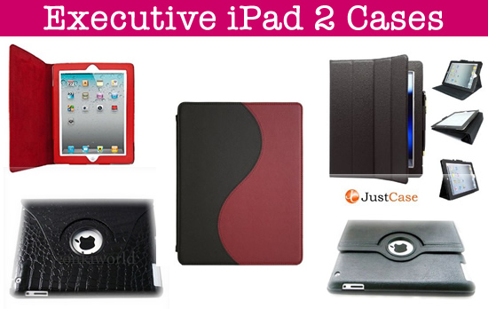 5 Executive iPad Cases That Wow