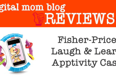 fisher price laugh and learn apptivity case review