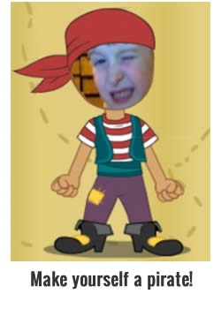Jake's neverland pirate app