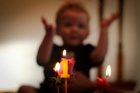 Happy First Birthday Zeke