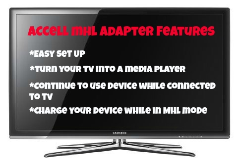 acell mhl adapter