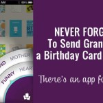 Never Forget To Send a Birthday Card Again – There's an App For That