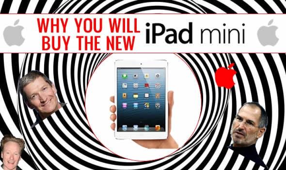 you will buy the new ipad mini