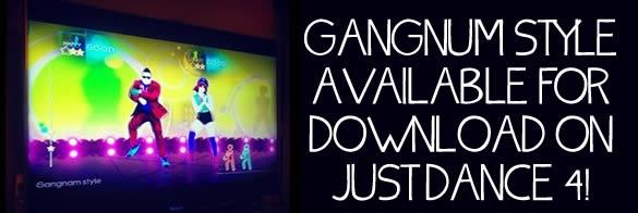 gangnum style dance