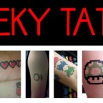 10 Geeky Tattoos That Are Way Cooler Than Your Tramp Stamp