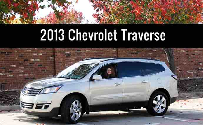 chevrolet traverse review