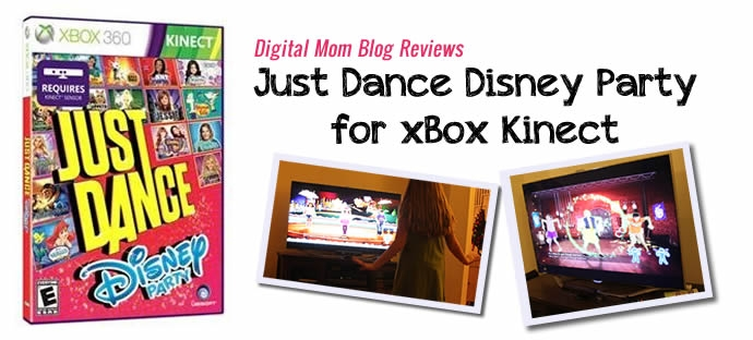 just dance disney review