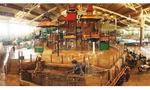 indoor water park resort