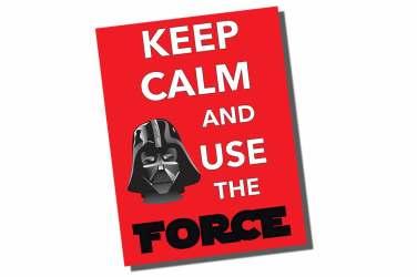Free Star Wars Printable - May the 4th
